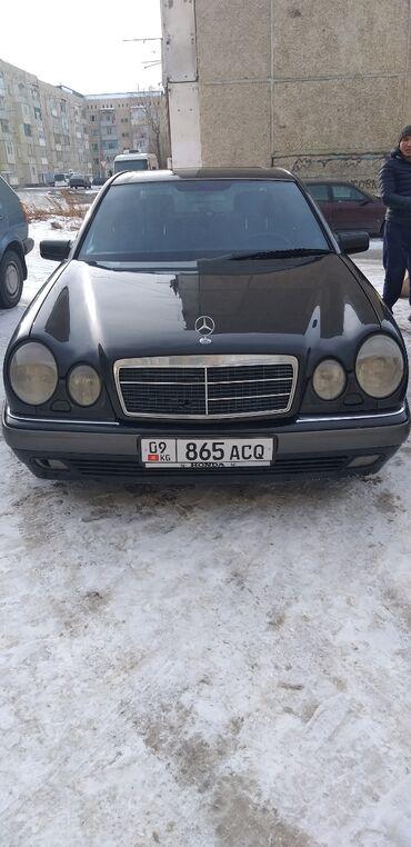 Mercedes-Benz E-Class 2.8 л. 1997