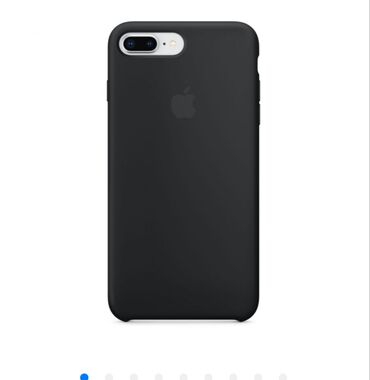 Apple Iphone   Srbija: Iphone 7 Plus/8 Plus - Zastitna maska (futrola) GENTLE COLOR crna (MS)