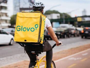 Работа - Чолпон-Ата: Курьеры со своим транспортом на Иссык Куле! Мы — Glovo, международный