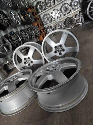 В продаже оригинальные диски Volkswagen Golf 4Диаметр R16Сверловка