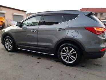 Hyundai - Azərbaycan: Hyundai Santa Fe 2.4 l. 2015 | 145000 km