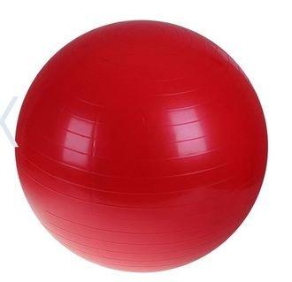 Мяч гимнастический красный (фитбол) в Бишкек