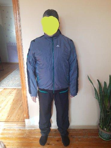muzhskaja odezhda 60 godov в Кыргызстан: Продаю Новый мужской утеплённый спортивный костюм billcee привезли из