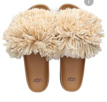 Papuče Ugg Sindi inspirisane uličnim stilom LA za sve prilike od plaže