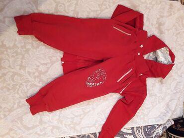 Спортивный костюм для девочки, состояние хорошая, и кардиган отличный