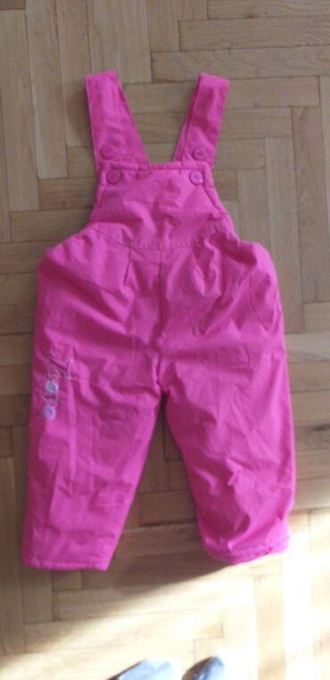 Ski pantalone vel.2 ( bez ostecenja)