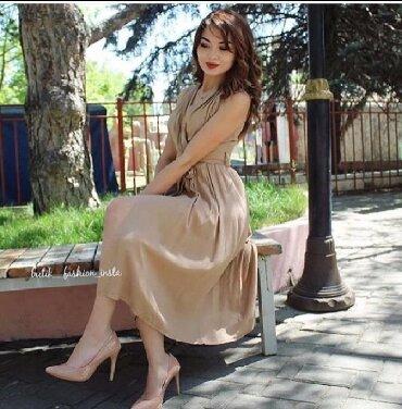 летнее платье с запахом в Кыргызстан: Платье Коктейльное Zara