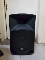 акустические системы teac мощные в Кыргызстан: Продаю звуковое оборудование Mackie 2 КВт. Отличное, фирменное