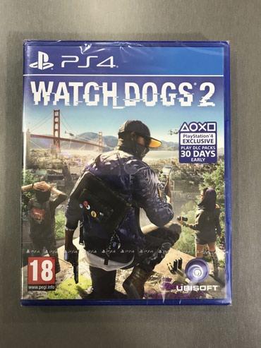 ufc 2 - Azərbaycan: Watch Dogs 2