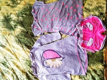 Другие товары для детей в Беловодское: Туника футболка и шорты каждая по 50 Мы в беловодске