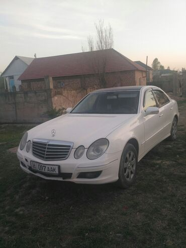 Mercedes-Benz 220 2.2 л. 2007 | 216000 км