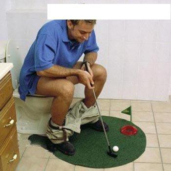 Мини Гольф для туалета Toilet Golf в Бишкек