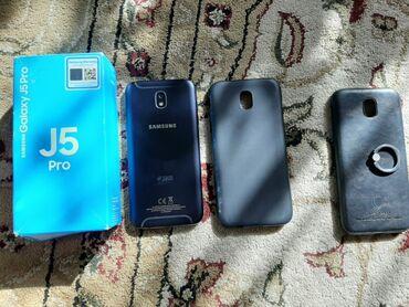 Электроника - Бишкек: Б/у Samsung Galaxy J5 32 ГБ Черный