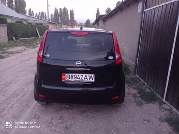 Nissan Note 1.5 л. 2005