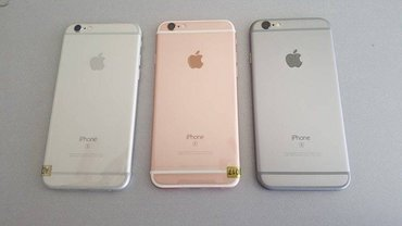 iPhone 6S - 16gb *179€  - Kraljevo