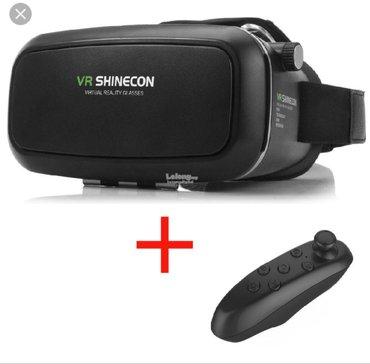 3d vr shinecon virtuelne naocare+kontrol virtyal reality 3d  naočare s - Beograd