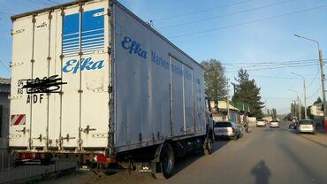 грузовики в Кыргызстан: Грузовики