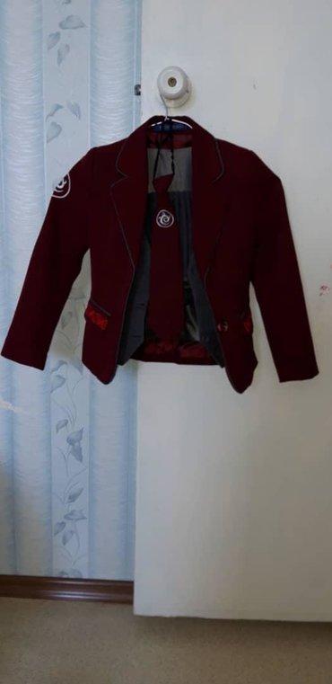 Женская одежда в Бостери: Школьная форма 1-2 класс для девочки состояние отличное покупали за