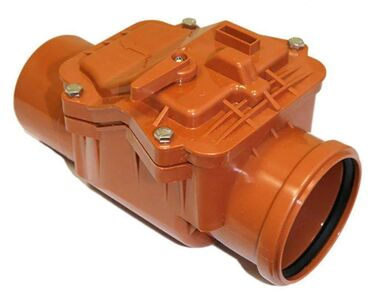 97 объявлений: Обратный клапан 110мм канализационный  оптом