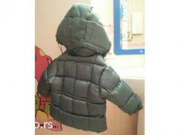 Oposite kid jakna,debela,zimska. Extra model,extra boja! Kao nova!! - Beograd