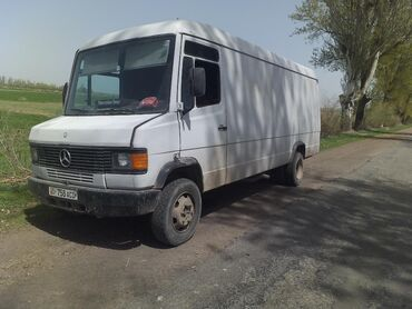 mercedes benz 814 в Кыргызстан: Mercedes-benz 814 Макси 4 турбина интеркулер 17.5 в хорошем состоянии