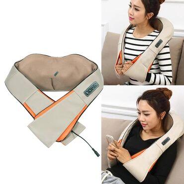 masaj kreslosu satilir in Azərbaycan   TIBBI MEBEL: Elektrikli masaj Shiatsu arxa çiyin gövdə boyun masajı çox funksiyalı