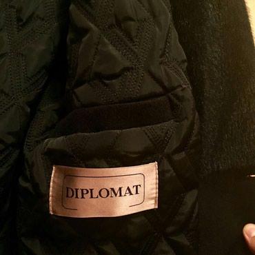 Продаю мужское полу-пальто черного в Бишкек