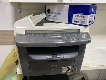 12832 объявлений: Принтер Многофункциональный!  Canon MF4350.  3 в 1 - ксерокопия сканер