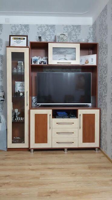 ✔200 man(Qara Qarayev). Tv stend ve 2 qapili skaf. Tecili