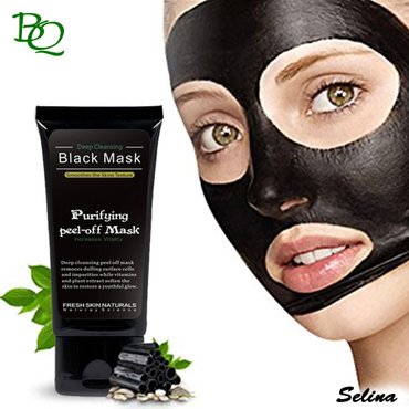 Black mask charcoal is a very powerful activated cream which gives in Kathmandu