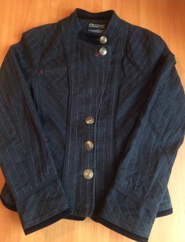 синий пиджак женский в Кыргызстан: Женские куртки Постоянная S