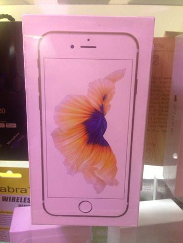 Bakı şəhərində Iphone 6 S16 GB teze zemanet verilir