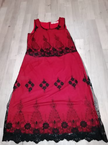 Haljina st - Srbija: Prelepa cipkana haljinaVelicina: MCena: 500 dinStanje: nikad obucena
