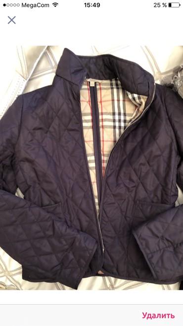 сумка guess оригинал в Кыргызстан: Куртка Бэрбэри ! Оригинал!!! Размер S!!! Сумка не продается!
