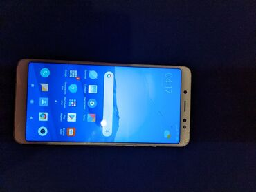 трещина в Кыргызстан: Б/у Xiaomi Redmi Note 5 32 ГБ Золотой