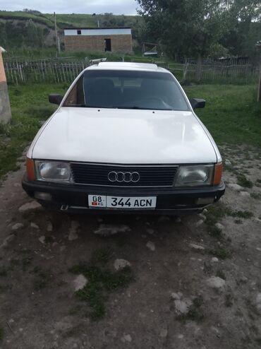 audi 100 22 quattro в Кыргызстан: Audi 100 1.8 л. 1991