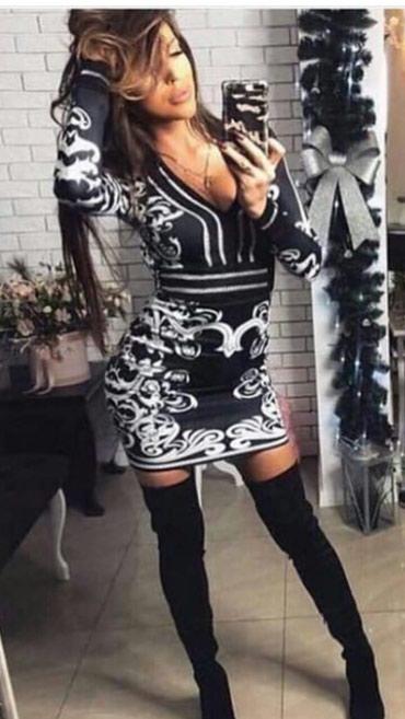 ×#NOVO divna moderna haljina - Belgrade