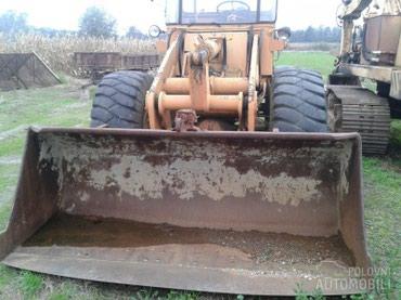 Vozila - Paracin: Ult Hanomag tezak 12000kg kasika 2 kubika ne lomi se ispravan ima