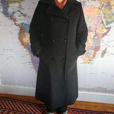 пальто loreta турция в Кыргызстан: Чистая шерсть, идеальное состояние, производство Турция. Шикарное каче