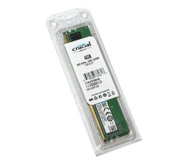 Bakı şəhərində Crucial 4GB DDR4-2400 UDIMM