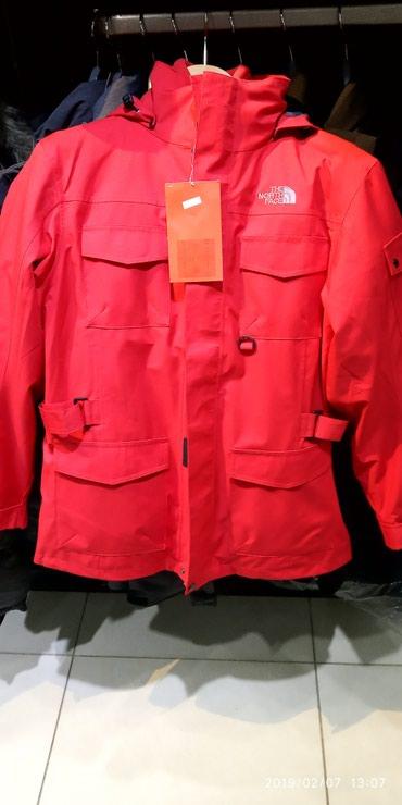Куртка Норд фейс. Осень-Весна в Бишкек