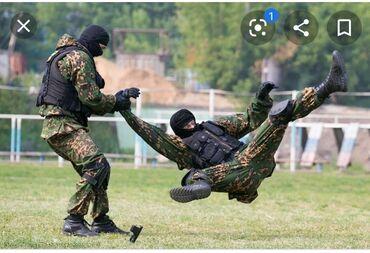 Обучение приемам рукопашного боя спецназа. Женская самооборона. Для