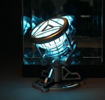 Светильник модель Реактор Железного Человека (Arc Reactor)Размеры 15,2