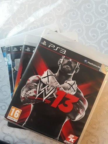 """Bakı şəhərində Playstation 3 Üçün """" w13 """" Oyun Diski Tam Originaldı... Playstation Üç"""