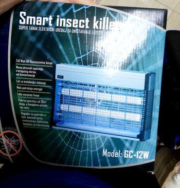 Mesar - Srbija: Aparat protiv insekata 12w-4.Kvalitetan uredjan za unistavanje letecih