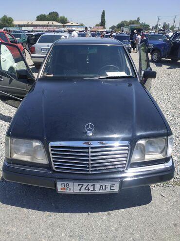 Mercedes-Benz в Кыргызстан: Mercedes-Benz E-класс AMG 3.2 л. 1994