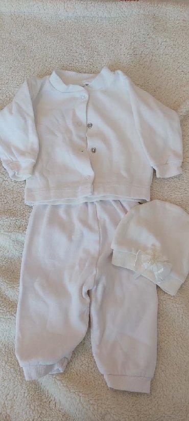 Ostala dečija odeća | Zabalj: Set za bebu od 6 meseci Cena 500