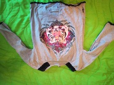 Siva majica. Velicina xs - s. Ocuvana - Sremska Kamenica