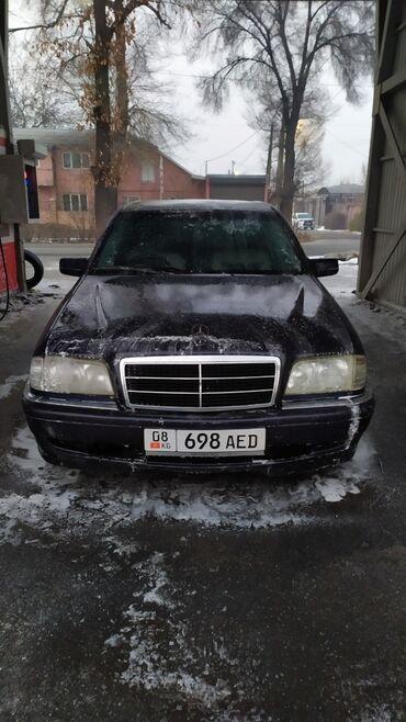 ходунки рыбки в Кыргызстан: Mercedes-Benz C-Class 2 л. 1998