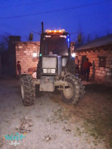 traktor 892 - Azərbaycan: Belarus 892 yem uydenle birlikde